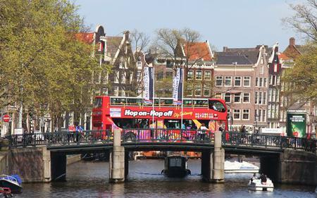 Amsterdam Hop On Hop Off Tour