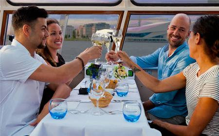 Amsterdam: 4-Course Dinner Cruise