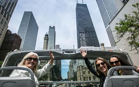 Big Bus Chicago Hop-On, Hop-Off Tour