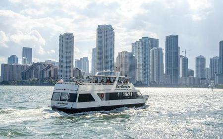 Saver Combo: Miami Hop-On, Hop-Off Tour and Biscayne Bay Cruise