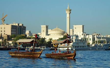 Dubai: tour of the Old Town with Dubai Museum