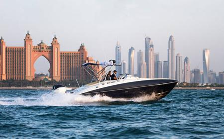 Dubai: 1.5-Hour Dubai Marina Tour by Luxury Boat