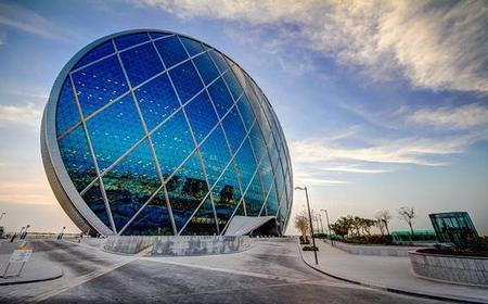 Abu Dhabi Sightseeing including Sheikh Zayed Mosque