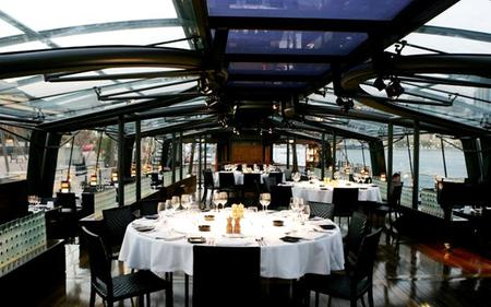Bateaux London Luxury Dinner Cruise