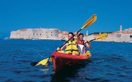 Dubrovnik: Half-Day Sea Kayaking Tour