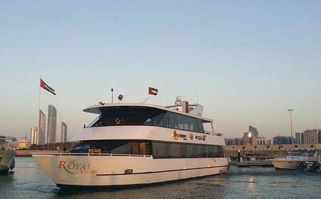 Abu Dhabi: Luxury Yacht Dinner