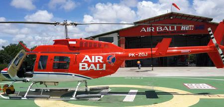 Best of Bali Flight Helicopter Tour