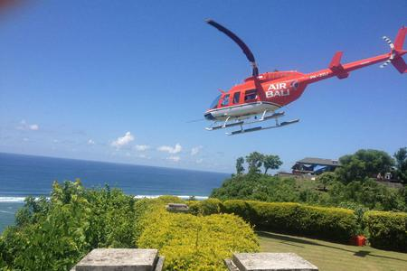 Marriage Proposal Helicopter Flight