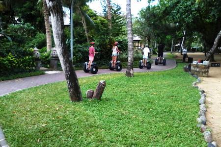 Bali On A Segway