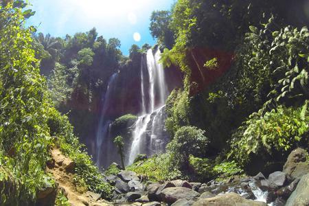 1 Day North Bali Appreciation - Sunrise, Trek & Secret Waterfall