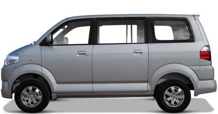 Amed > Ubud > Seminyak Private Ground Transfer Service with a Suzuki APV van