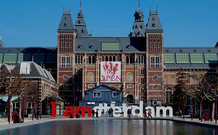 Amsterdam: Rijksmuseum the Line-Tour überspringen