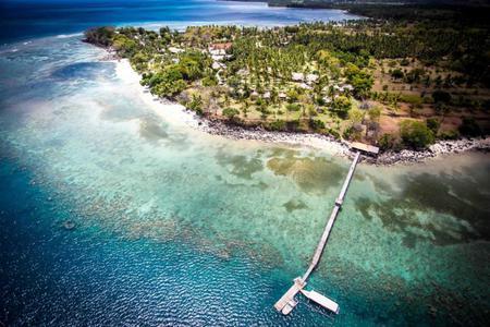 Sundowner Flight Helicopter Tour - South Bali Coastline