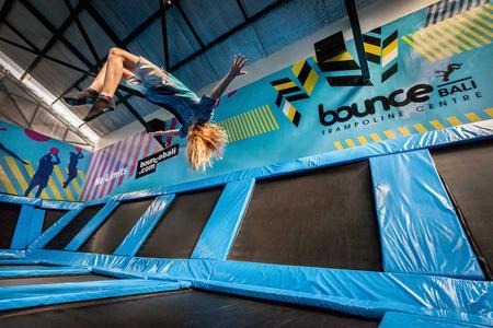 Bounce Bali - Trampoline Center