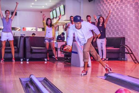 Strike Bali by Night - Bowling Center