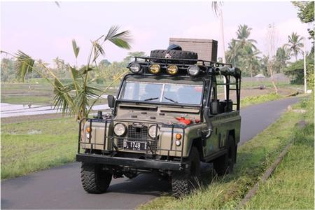 Landrover Safari & ATV Tour