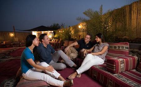 Abu Dhabi Desert Dinner Safari