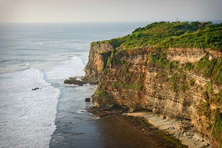 Uluwatu Temple Private Helicopter Charter Tour