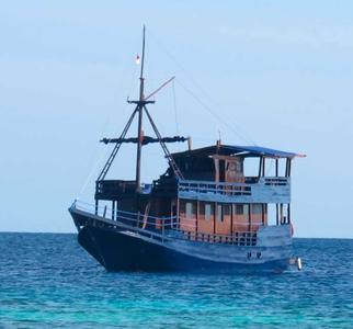 5 days Komodo National Park cruise