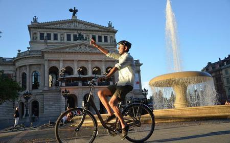 Frankfurt: 3-Hour Bike Tour