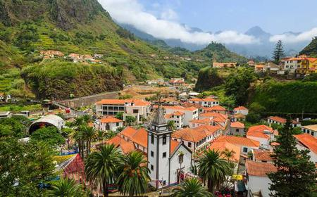 Northwest Coast Tour from Funchal
