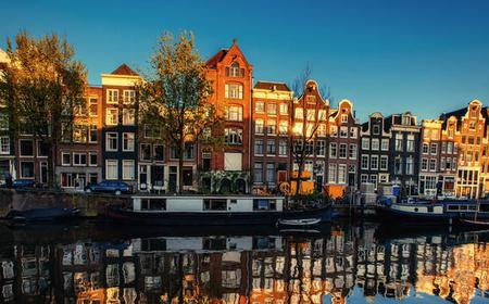 Amsterdam Private Walking Tour in Italian or English