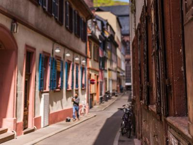 Heidelberg and Frankfurt City Combination Tour