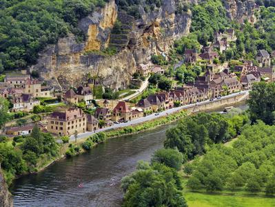 Villages and Gabarre Boat Ride - Small Group Tour