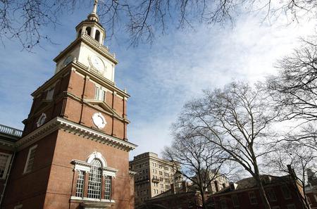 Founding Fathers Tour of Philadelphia