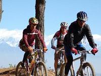 Pokhara by Bike - Small Group Tour