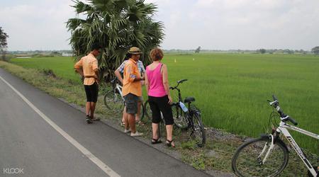 Colors of Ayutthaya Biking Tour