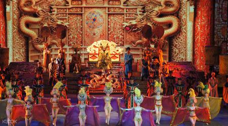 Romance of the Song Dynasty Show & Dinner