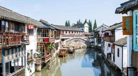 Shanghai Zhujiajiao Water Town Day Trip