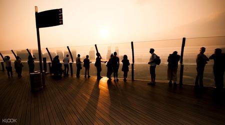 Marina Bay Sands Skypark Sightseeing Experience