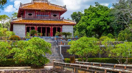 Hue Private City Tour From Hoi An