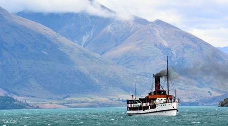 TSS Earnslaw Steamship Cruise