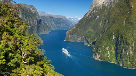 Milford Sound Scenic Cruise