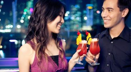 Singapore Flyer Premium Beverage Flight