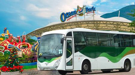 Ocean Park Admission with Transfer (Optional Meal coupon)