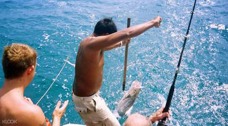 Big Game Fishing Trip