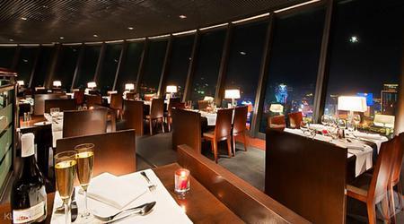 Macau Tower Dinner Buffet