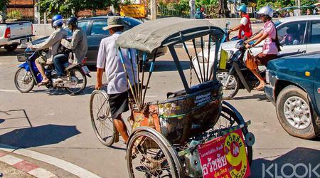 Chiang Mai Rickshaw Explore
