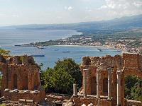 Godfather Movie Sites and Taormina Walking Tour from Syracuse