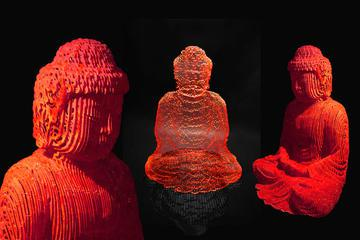 Buddhist Art Tour at LWH Gallery in Shanghai