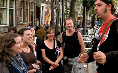 Private Group Tour of Amsterdam's Red Light District