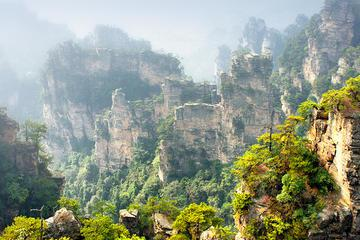 2-Night Zhangjiajie Avatar and Tianmen Mountain Tour