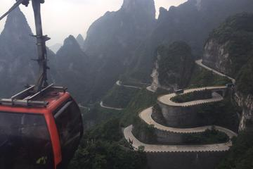 Day Trip in Tianmen Mountain of Zhangjiajie