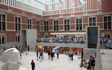 Amsterdam: Private Tour durch das Rijksmuseum