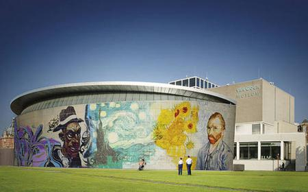 Amsterdam: Van Gogh Museum Guided Tour