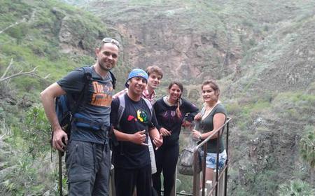 Valley of Azuaje Trekking Tour in Gran Canaria